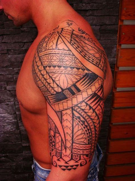 37 tribal arm tattoos that don t maori and designs