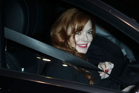Lindsay Was Out Of by Lindsay Lohan Out In Milan Celebzz Celebzz