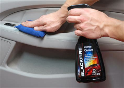 Interior Cleaner For Cars by Blackfire Interior Cleaner