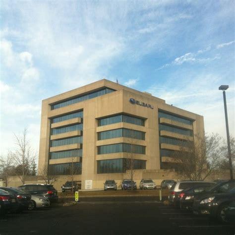 subaru of america corporate headquarters cherry hill nj