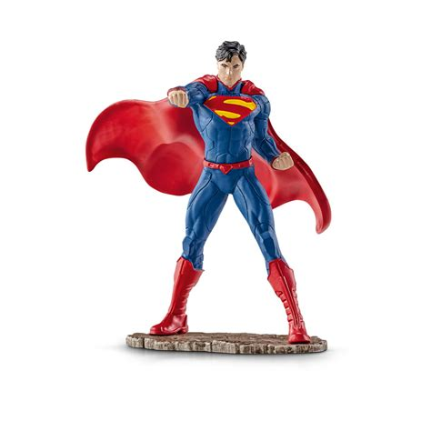 Baju Superheroes Batman Superman 5 new schleich plastic figures dc comics heroes range batman superman ebay