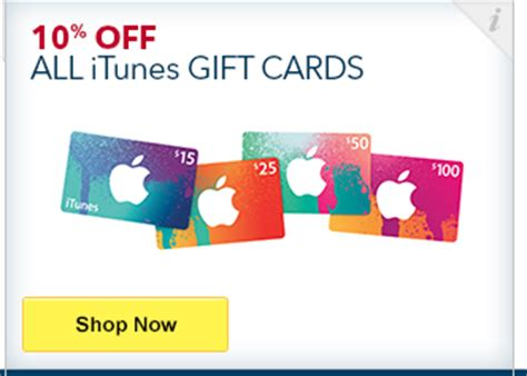 Can You Buy 10 Itunes Gift Cards - target offering 30 discount on second itunes gift card