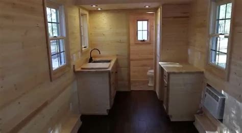 dan louche tiny house book interior of tiny home builder s tiny living house with dan