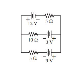 the current through a 10 ohm resistor is 1 2 what is the current through the 10 resistor in t chegg
