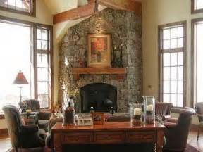 fireplace rock ideas decoration corner stone fireplace designs interior decoration and home design blog