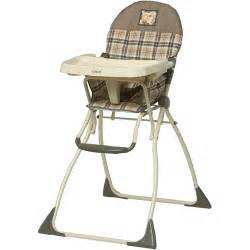 High Chair Cosco Flat Fold High Chair High Gate Walmart