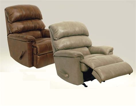 rocker recliner leather best design leather rocker recliner doherty house