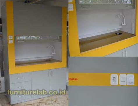 Fume Lemari Asam Lokal jual pabrik pembuat produsen lemari asam phenolic resin lokal murah furniturelab co id