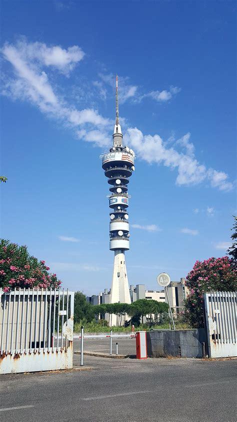 sede centrale bnl roma torre telecom italia roma