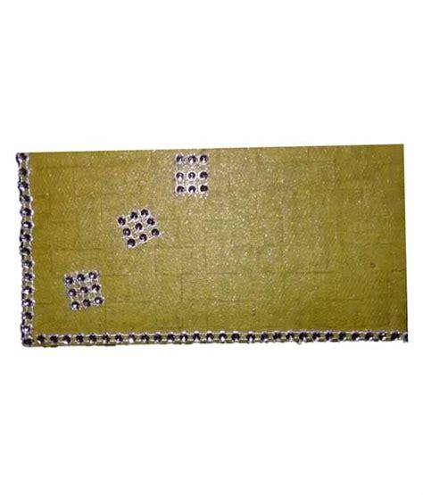 Creative Handcrafts - creative handicraft green envelopes pack of 50 buy