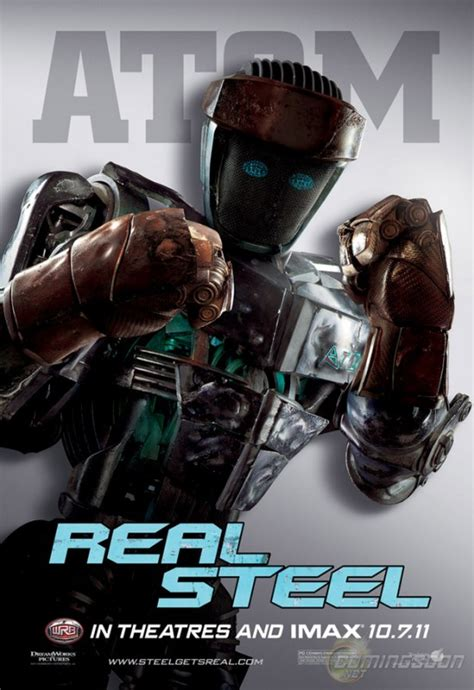 film robot real steel real steel teaser trailer