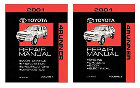 small engine service manuals 2001 toyota camry engine control bishko automotive literature 2001 toyota 4 runner shop service repair manual book engine