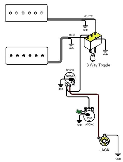 les paul 2 p90 1 tone 1 volume wiring schematic 47