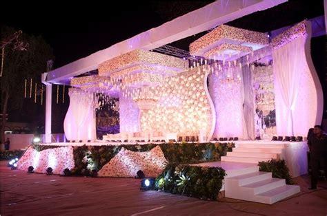 elegant stage decor in 2019 arab weddings wedding