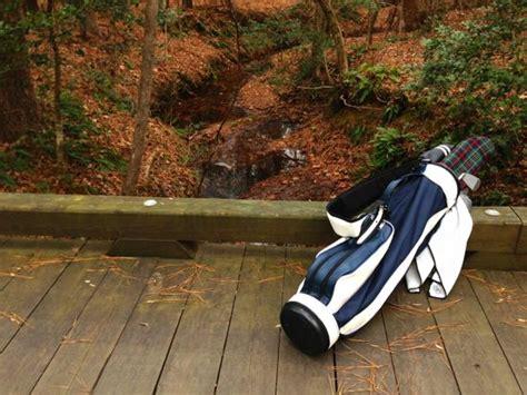 original jones golf bag review and