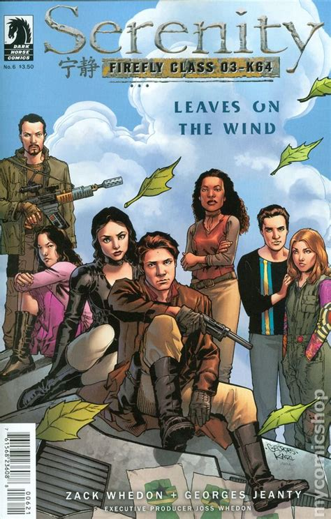 serenity leaves on the wind serenity leaves on the wind comic books issue 6
