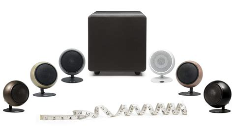 Home Theater Speakers by Top 10 Best Surround Sound Speakers For Home Theaters