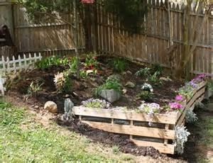 Pallets Garden Ideas How To Shimmer Your Pallet Garden Pallet Furniture