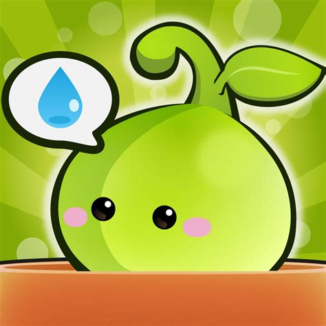cute plants plant nanny for iphone app marketing report