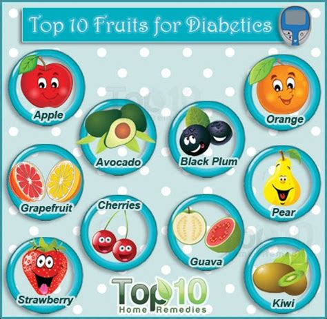 what are the best fruits for diabetics top 10 fruits for diabetics top 10 home remedies