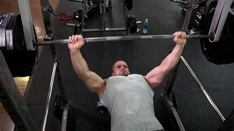 reverse band bench press pectoral college the smart 4 move plan for a chiseled chest bodybuilding com