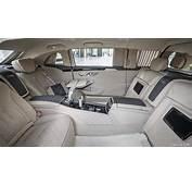 2016 Mercedes Maybach S600 Pullman  Interior HD