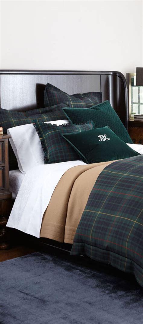 ralph lauren plaid bedding ralph lauren bedding and tartan on pinterest