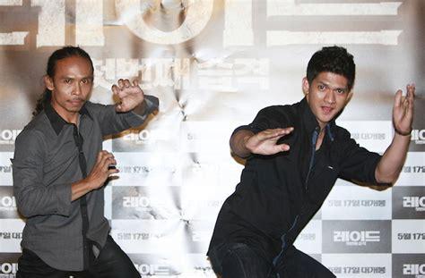 rekam jejak pencak silat dalam film laga indonesia iko uwais gabung di film star wars