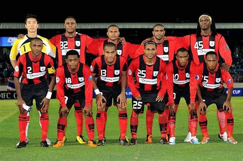afc cup rivals  persipura jayapura