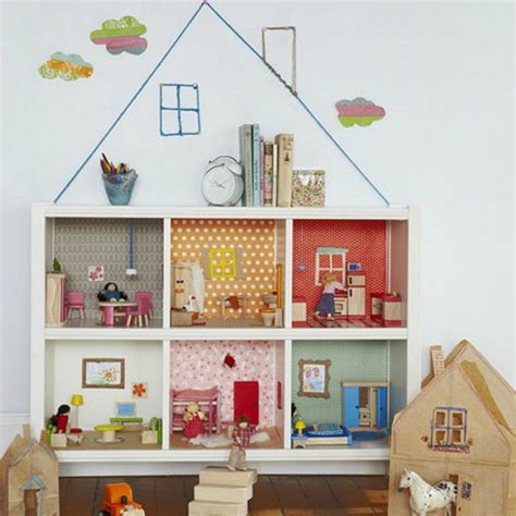 ikea wooden dolls house 12 brilliant ikea hacks for kids rooms