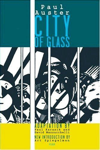 meezly mostly reads book 37 city of glass the graphic