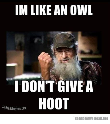 Meme Si - duck dynasty si funny quotes