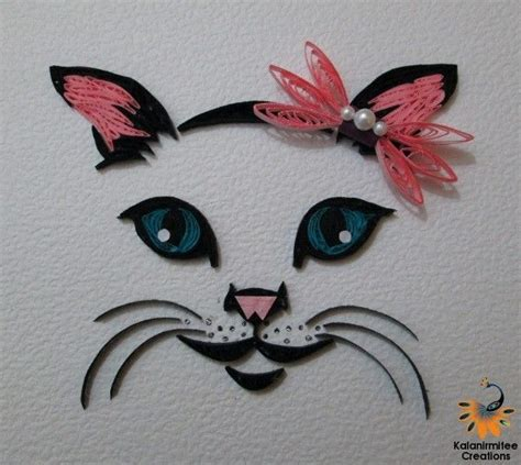 Animal Paper Crafts Designed By by 843 Best Images About Quilling Animals On