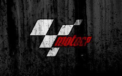 Kaos Motogp Logo Black wallpapers motogp 4k logo grunge black background motogp logo for desktop free