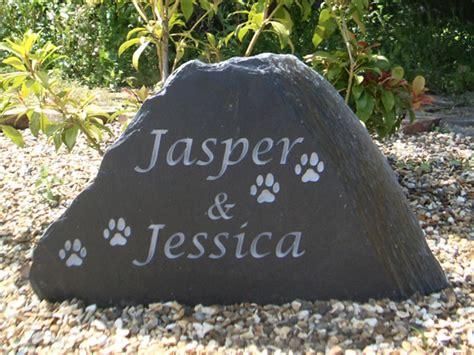 garden pet memorials  slate york stone sandstone stone uk