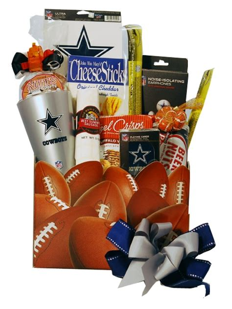 gifts for cowboys fans dallas cowboys gift basket ideas gift ftempo