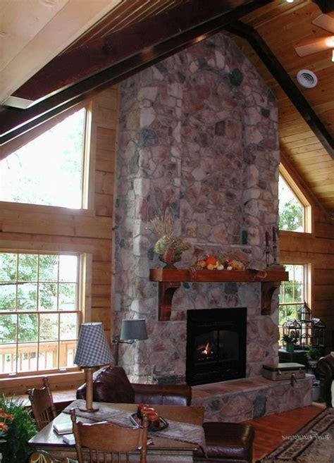 indoor electric fireplace with stacked stone surround 33 best images about fireplaces on wood mantel