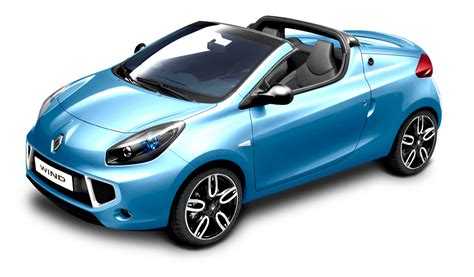 100 Renault Dezir Blue Renault Alpine Sports Car