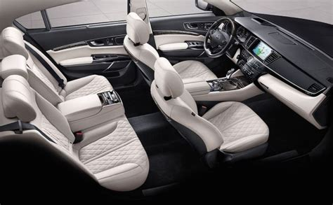 How Much Is A Kia K900 by 2019 Kia K900 Price Release Date Review Design Sedan