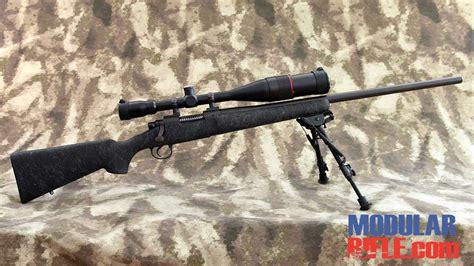 Mcrees Rifle Vs Mba by Remington 700 Varmint 22 250 Modularrifle