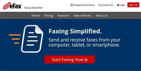 best efax service top 5 best fax service providers code