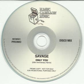 savage only you only you 30th anniversary remix savage mp3 buy full