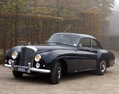 old bentley continental 1952 bentley r type continental classic cars auto car