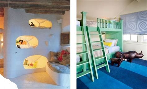 cubby hole bunk beds  nyt design custom green bunk beds  martha angus  bunkrooms
