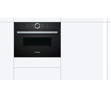 Microwave Bosch buy bosch cmg633bb1b built in combination microwave