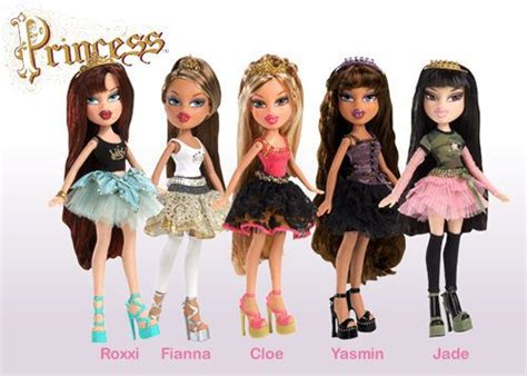bratz names when i was little i used to play with bratz all the time
