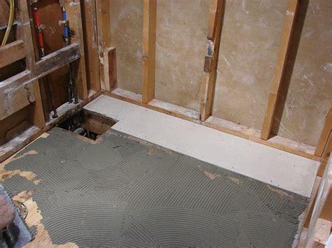 bathroom subfloor material 101 best bathroom flooring images on pinterest bathroom