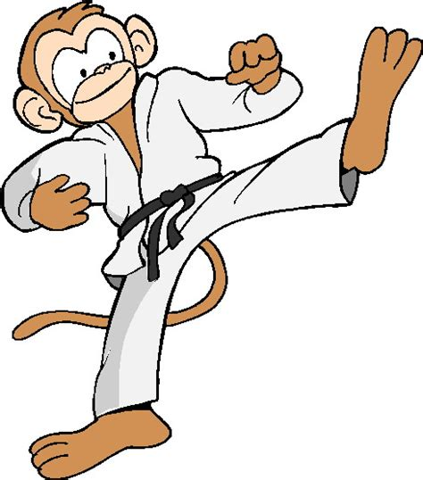 karate clipart free karate clip images images