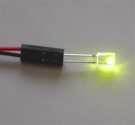 led with built in resistor model railway shop electronics lights