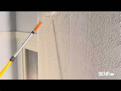 Peindre Un Mur Abimé peindre un mur exterieur en parpaing peinture behr comment